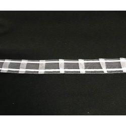 Függönyráncoló, ceruzás, 50mm, ráncolás 1:1,5