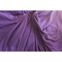 Lila egyszínű pamutanyag