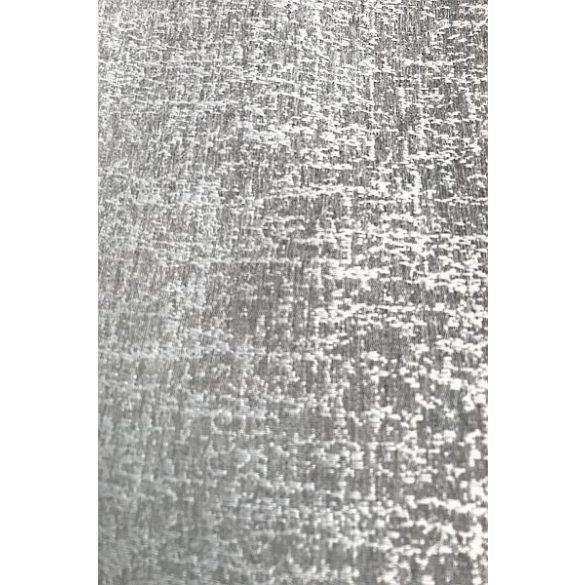 Ezüst erezett sötétítő függöny, 140cm széles, négy színben